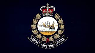 "Royal Hong Kong Police Force Anthem ""Highland Cathedral"