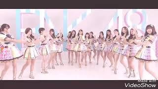 MV Full Koisuru Fortune Cookie คุกกี้เสี่ยงทาย BNK48 แต่งสี