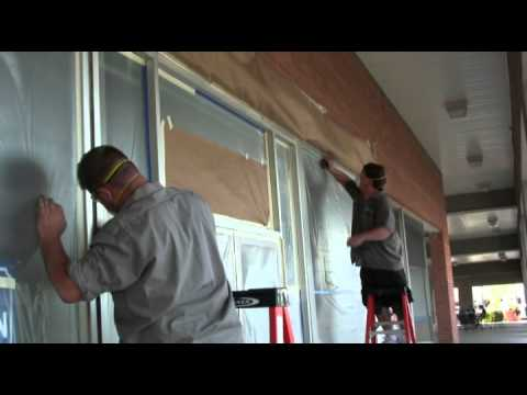 Painting Aluminum Window Frames