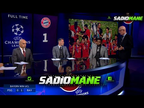 PSG VS Bayern Munich 0-1 Full Post Match Analysis | UEFA Champions League Final