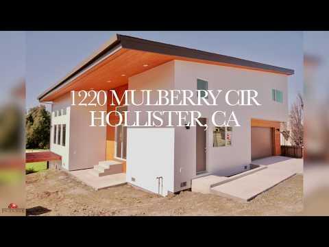 1220 Mulberrry Circle, Hollister, California
