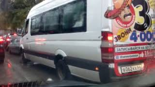 Саратов автотранспорт жёт!