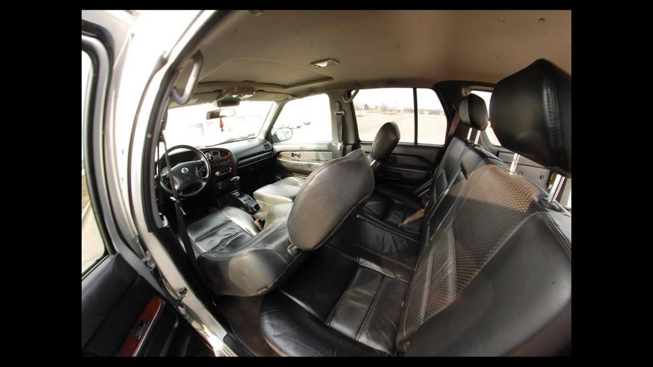 nissan pathfinder r50 3 5 v6 220km 4x4 youtube. Black Bedroom Furniture Sets. Home Design Ideas