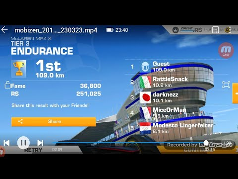 Real Racing 3 The Fastest Way For Farming Fame Or Rs