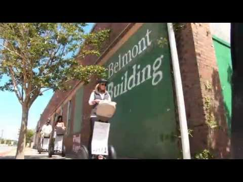 3 minute adventures explore downtown pensacola the segway way youtube