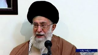 Supreme leader blames Iran's 'enemies' for unrest