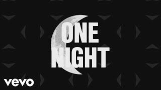 MK, Sonny Fodera - One Night (Lyric Video) ft. Raphaella