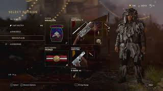 COD WW2 All Collections 100% COMPLETE Crazy Reward!!