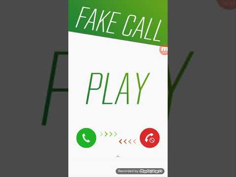 Justin bieber fake call game