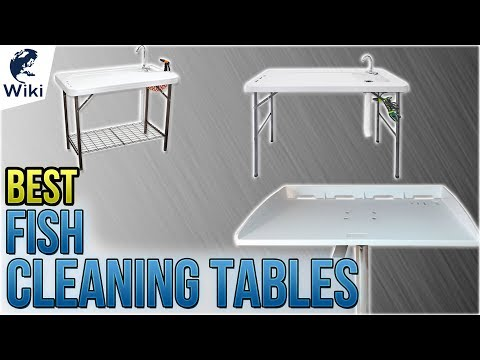 9 Best Fish Cleaning Tables 2018