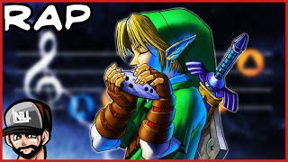 Zelda Dubstep Rap | Song of Storms | Ephixa ft. NLJ
