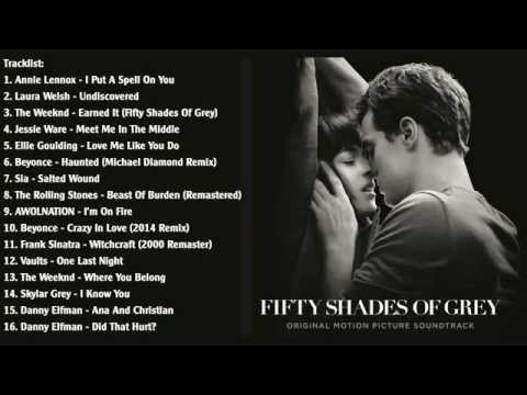 Fifty Shades Of Grey   Various Artists OST 2015 1