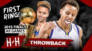 Download Stephen Curry 1st Championship, Full Series Highlights vs Cavaliers (2015 NBA Finals) -  EPIC! HD Mp3 and Videos