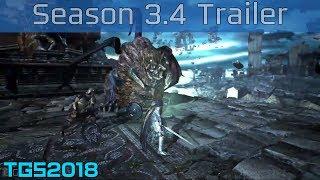 Dragon's Dogma Online - TGS 2018 Season 3.4 Trailer [HD 1080P]