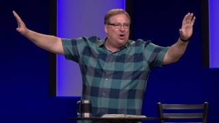 Learn How God Lifts You Up When You Are Worn Down with Rick Warren