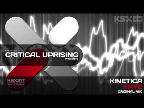 [KSX217] Kinetica - Faye (Original Mix)