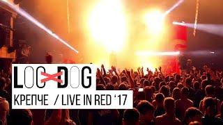 Loc-Dog - Крепче (Live in Red, Москва, весна 2017)