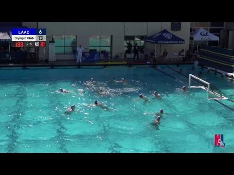 Olympic Club vs Los Angeles Athletic Club | 2018 National League
