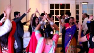 Indian American Wedding Troy Michigan 2014  DJ VIc Music For All