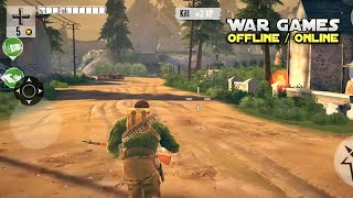Top 10 Battlefield Games For Android 2020 HD (WAR GAMES)