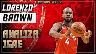 Lorenzo Brown - Analiza igre | KK Crvena zvezda 2019/20
