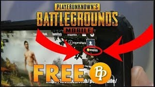 ? PUBG MOBILE HACK ?How to get Free UC & Battle Points