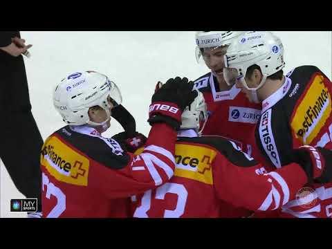 Suisse - Russie 3-4 SO (0-1; 1-1; 2-1)