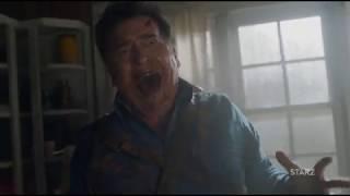 Ash vs Evil Dead 2 сезон 9 серия. Эпизод с монстриком