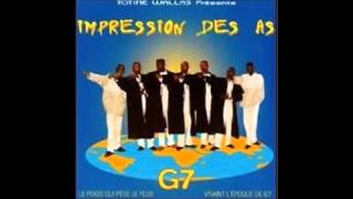 Impression Des As - G7