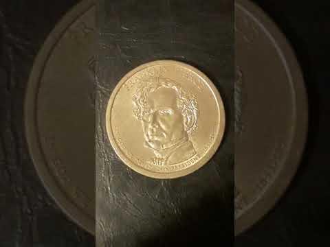1 Dollar 2010 SUA Franklin Pierce