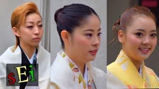 2015.12.23Filming MOON TROUPE 初めて聞きました。宝塚市市長の歌。(...