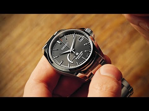 3 Things You Should Know Before You Buy A Grand Seiko | Watchfinder & Co.