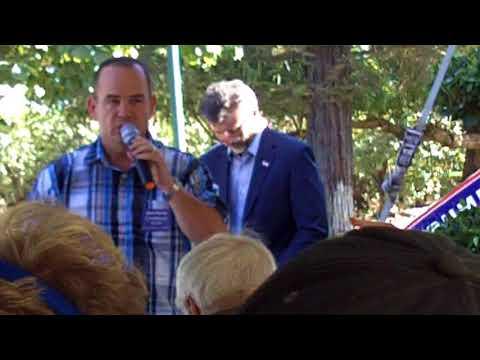 RCC Picnic Modesto 09-30-17 Feat. Travis Allen for Governor CA
