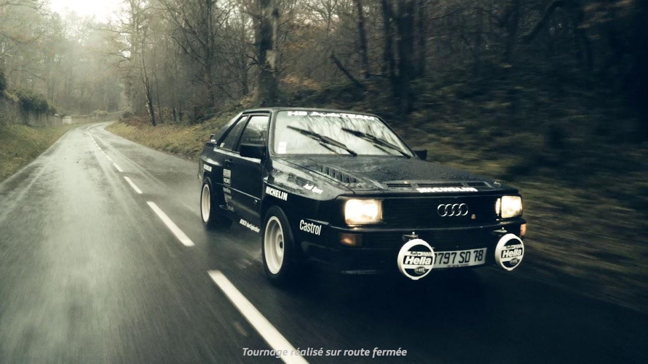 Audi Sport Quattro Le Mythe Fondateur YouTube - Audi quattro
