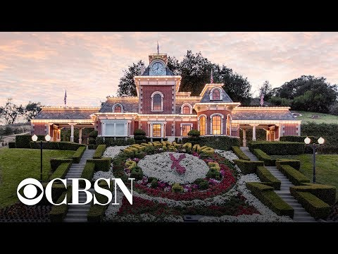 """Michael Jackson's """"Neverland"""" ranch listed for $31 million"""