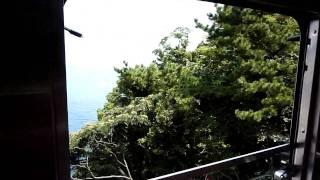【HD】 熱海ロープウェイ登り