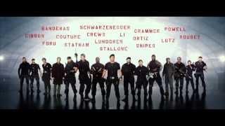 Неудержимые 3 / The Expendables 3 2014 Тизер Teaser Дубляж