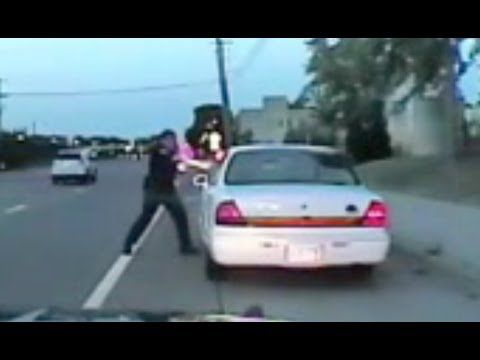 Officer Yanez Shoots Philando Castile-Dashcam Video (Warning Graphic Content)