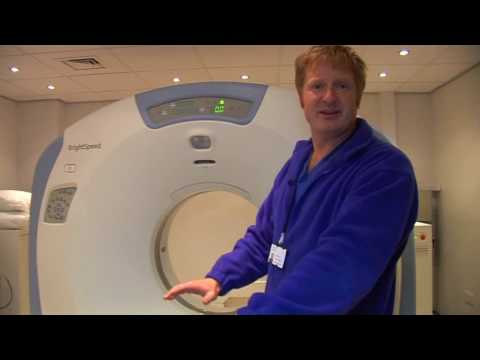 CT Scan - what happens?