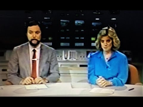 WNBC NY NEWS UPDATE-7/28/85-Jane Hanson, Mike Taibbi
