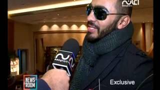 Tamer Hosny    تامر حسني: نيكول عندا طاقات تمثيلية ما حدا شافا
