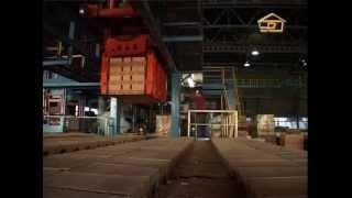32.  Экскурсия на Голицынский кирпичный завод - часть 1 - Строить не перестроить