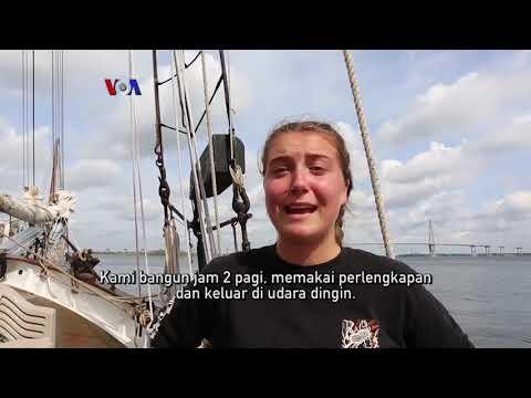 Berlayar Asah Percaya Diri Remaja Putri