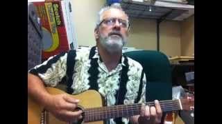 Moonlight - Bob Dylan cover by Jeff Trathen