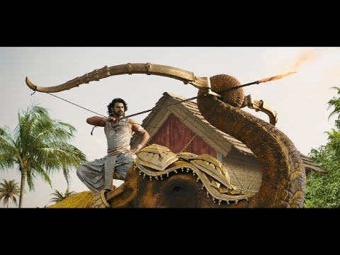 Bahubali2 Mass Intro Scene Tamil HD.