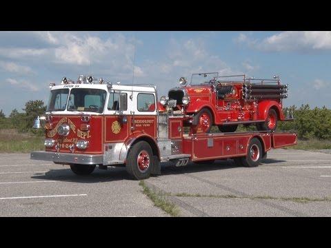 2016 Long Island New York Antique Fire Apparatus Photo Shoot 6/12/16