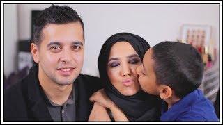 Here's how we parent...   Q&A   Amena