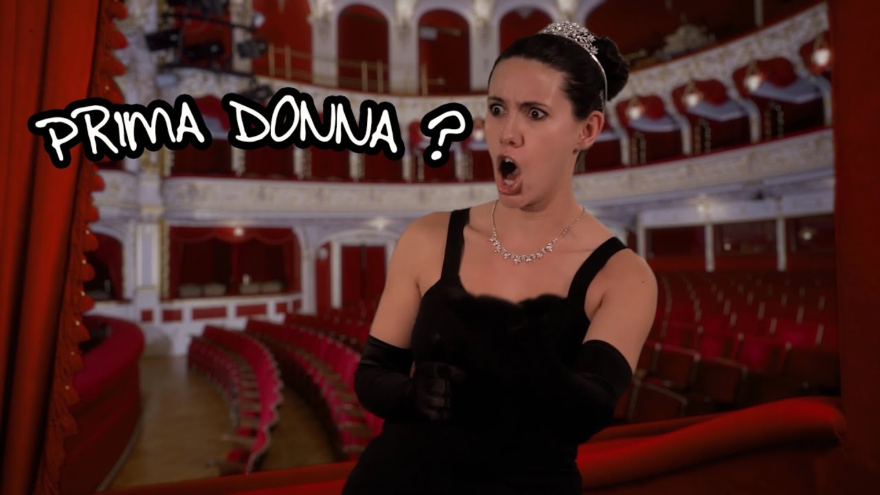 We Love Opera! What is a prima donna? - YouTube