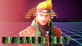 Fortnite New Season 8 Battle Pass MASTER KEY Skin