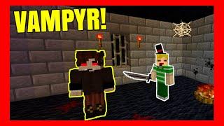 😲100 Dage Som Vampyr I Minecraft!😲
